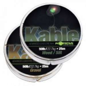 Kable Leadcore 7m