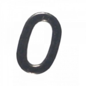 Minuteria oval rig rings large