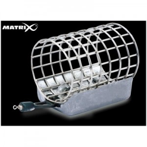 MATRIX STAINLESS WIRW CAGE FEEDERS