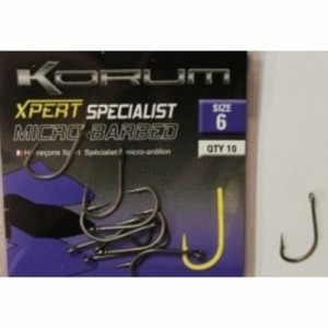 XPERT SPECIALIST MICRO BARBED HOOKS