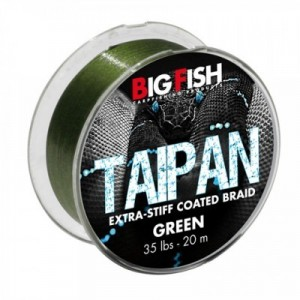 BIG FISH TAIPAN COATED BRAID