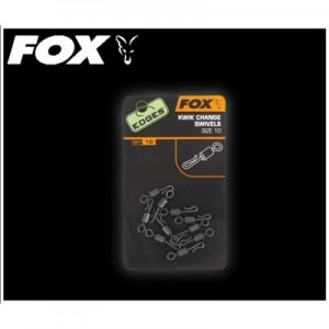 FOX KWIK CHANGE SWIVELS
