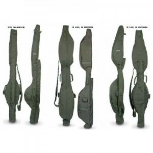 FOX FX 5 ROD SLEEVES