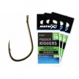 MATRIX FEEDER RIGGER HOOKS