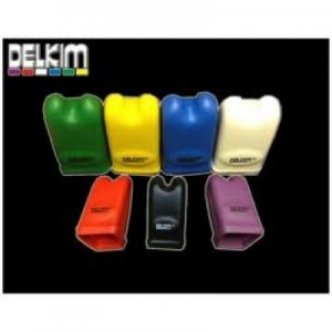 DELKIM COLOURED HARDCASE