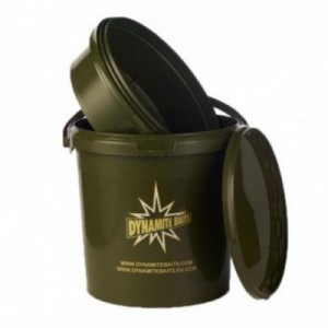DYNAMITE BAITS CARP BUCKET WITH TRAY