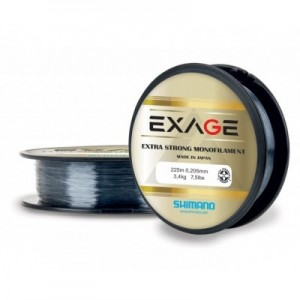 SHIMANO EXAGE LINE 1000 mt 0 225mm