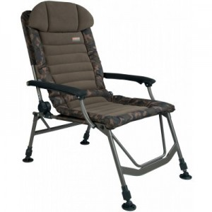 FOX SUPA FX RECLINER CHAIR CAMO