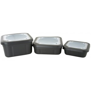 MATRIX BAIT BOXES SOLID TOP