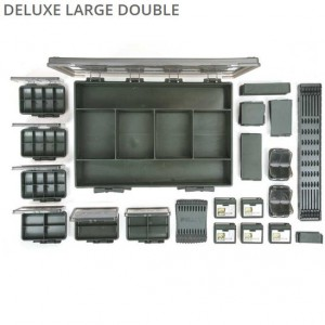FOX F BOX DELUXE SET DOUBLE SIDED LARGE