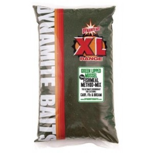 DYNAMITE BAITS XL Green Lipped Mussel Method 2 kg
