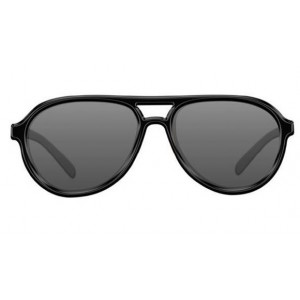 KORDA SUNGLASSES AVIATOR MAT BLACK FRAME