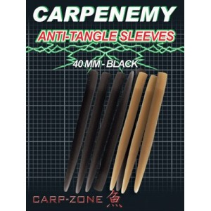 CARP ZONE anti tangle sleeves kight