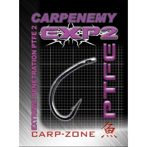 CARP ZONE Ex P Teflon Two Hook