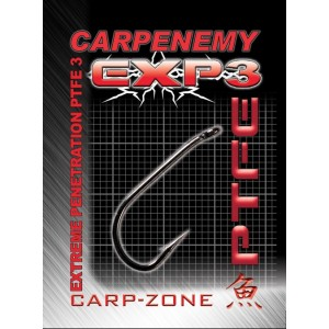 CARP ZONE Ex P Teflon Three Hook