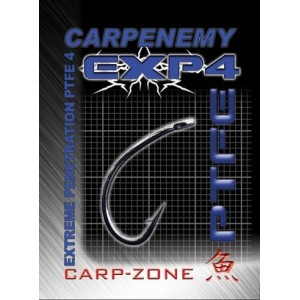 CARP ZONE Ex P Teflon Four Hook