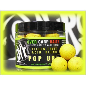 OVER CARP BAITS POP UPS 16MM