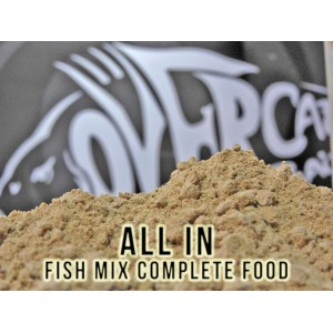 OVER CARP BAITS FISH MIX COMPLETE