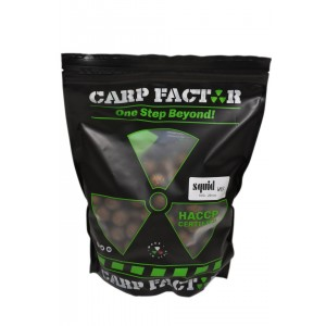 CARP FACTOR SQUID GARLIC