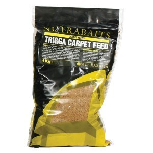 NUTRABAITS CARPET FEEDS TRIGGA ICE