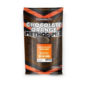 SONUBAITS CHOCOLATE ORANGE GROUNDBAIT