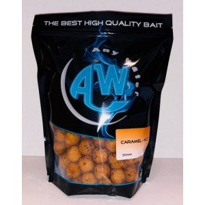 ANY WATER BOILIES CARAMEL NUT