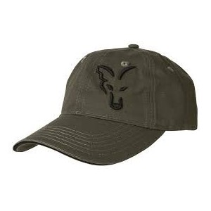 FOX GREEN BLACK BASEBALL CAP