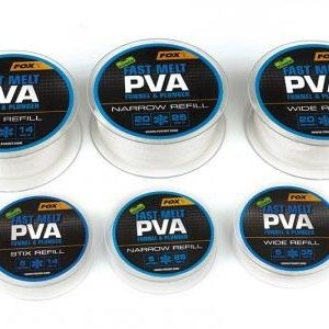 FOX EDGES PVA MESH SLOW MELT REFILLS