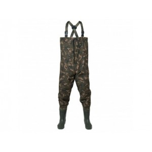 FOX CHUNK CAMO LW WADERS