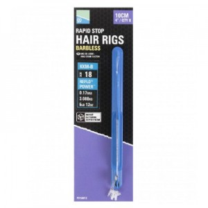 PRESTON HAIR RIGS RAPID STOP