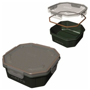 GREYS KLIP LOK BOX PERFECT LID
